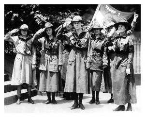 Troop No 1, 1912