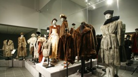 Feathers, Leathers, and Fur: A Fashion History