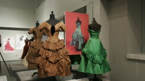 Sculpture and Drapery: The Art of Fashion