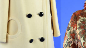 All Wrapped Up: A Sampling of Fashionable Outerwear