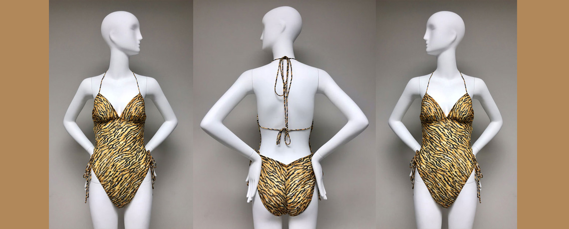 "On Exhibit:  ""The Evolution of Modern Swimwear"""